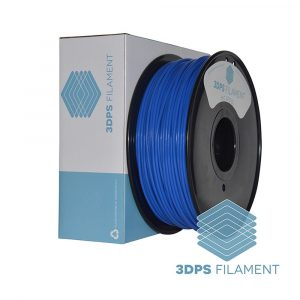 3DPS Blue ABS 3.0mm 3D Printer filament 1