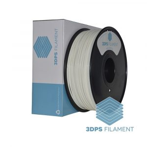 3DPS White ABS 3.0mm 3D Printer filament 1