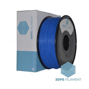 3DPS Blue ABS 1.75mm 3D Printer filament 1
