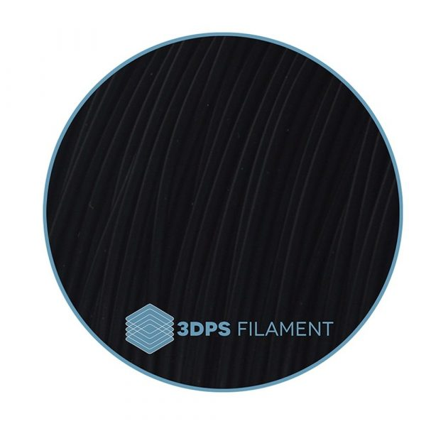 3DPS Pitch Black Nylon - PA 1.75mm 3D Printer filament 2