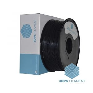 3DPS Black ABS 1.75mm 3D Printer filament 1