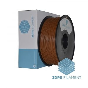 3DPS Brown ABS 1.75mm 3D Printer filament1