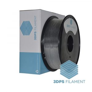 3DPS Crystal PETG 1.75mm 3D Printer filament 1