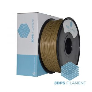 3DPS Gold ABS 1.75mm 3D Printer filament 1