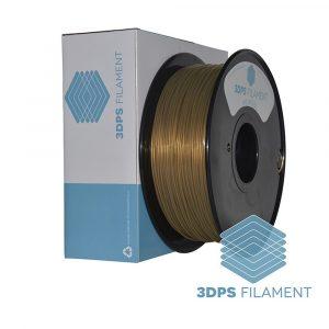 3DPS Gold PLA 1.75mm 3D Printer filament 1