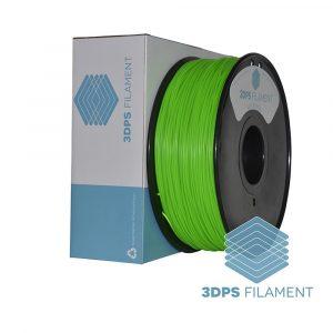 3DPS Green HIPS 1.75mm 3D Printer filament 1