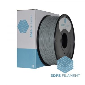 3DPS Grey ABS 1.75mm 3D Printer filament 1