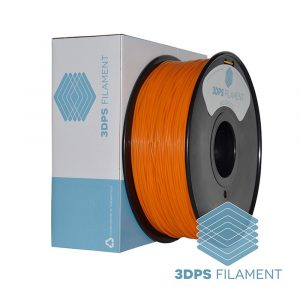 3DPS Orange ABS 1.75mm 3D Printer filament 1
