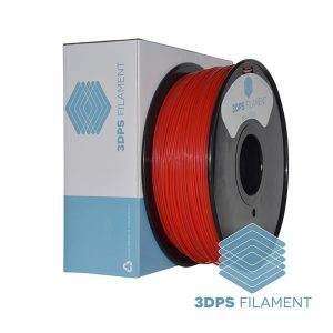 3DPS Red ABS 1.75mm 3D Printer filament 1
