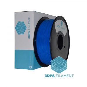 3DPS Translucent Blue PLA 1.75mm 3D Printer filament 1