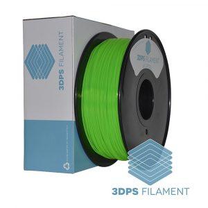 3DPS Translucent Green PLA 1.75mm 3D Printer filament 1