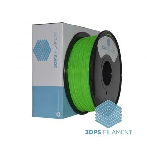 3DPS Translucent Harlequin Green PLA 1.75mm 3D Printer filament 1