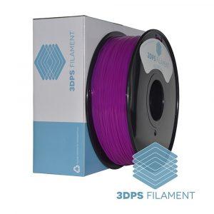 3DPS Translucent Purple PLA 1.75mm 3D Printer filament 1