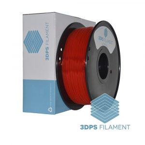 3DPS Translucent Red PLA 1.75mm 3D Printer filament 1