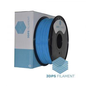 3DPS Translucent Sapphire PLA 1.75mm 3D Printer filament 1