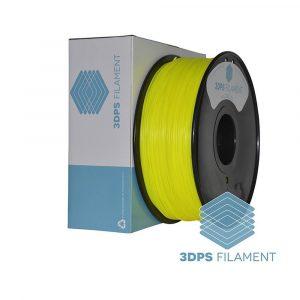 3DPS Yellow HIPS 1.75mm 3D Printer filament 1