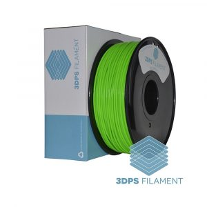 3DPS Green ABS 3.0mm 3D Printer filament 1