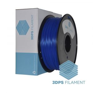 3DPS Translucent Blue PLA 3D Printer filament