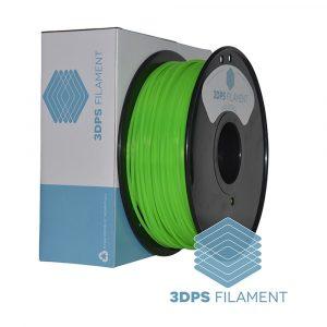 3DPS Translucent Green PLA 3D Printer filament