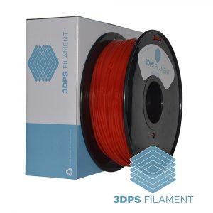 3DPS Translucent Red PLA 3D Printer filament