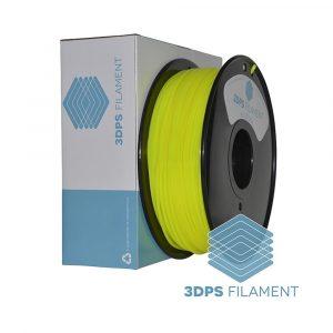 3DPS Translucent Yellow PLA 3D Printer filament