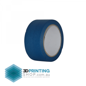 50mm-Blue-heat-resistance-tape-PLA-heat-bed-adhesive-3D-Printing