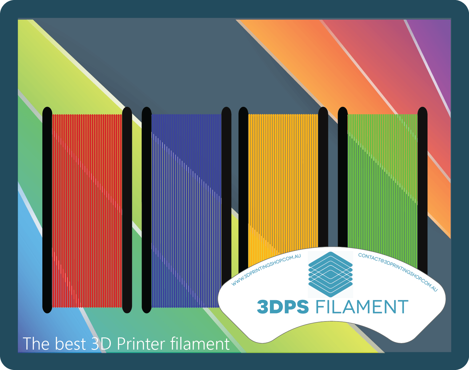 3DPS filament 3D Printing Shop