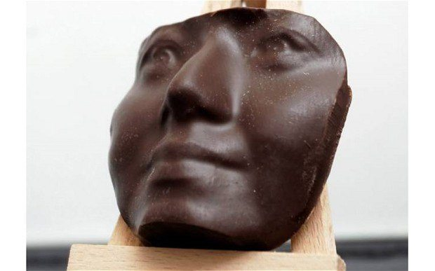 3D Printed Chocolate sculptures
