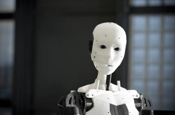 InMoov: 3D printed robot