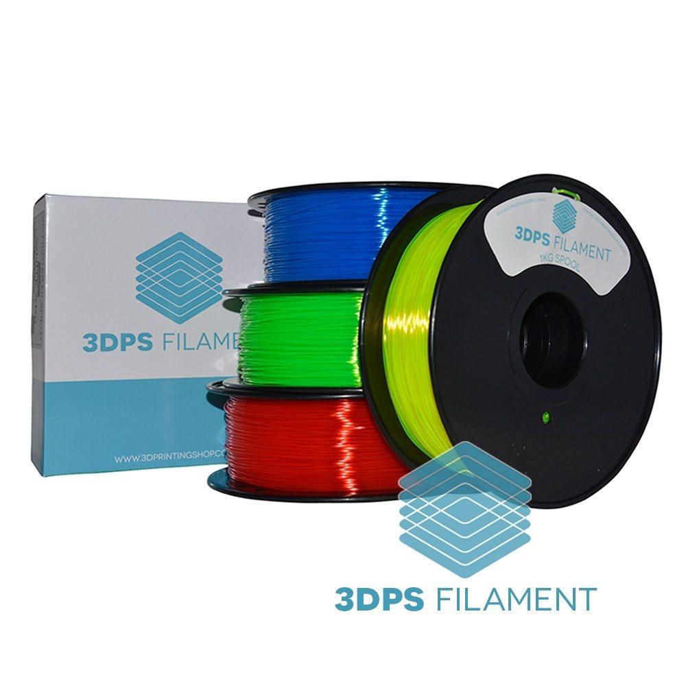 3DPS Bundle PLA 1.75mm 3D Printer Filament