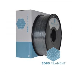 3DPS Crystal PC - Polycarbonate 1.75mm 3D Printer filament 1