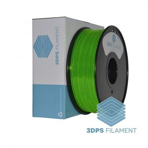 3DPS Glass Green PC - Polycarbonate 1.75mm 3D Printer filament 1