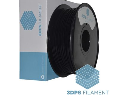 3DPS Black PLA 3.0mm 3D Printer filament