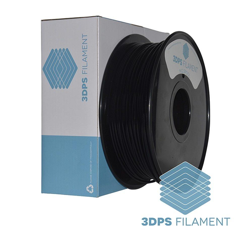 3DPS Black PLA 3D Printer Filament