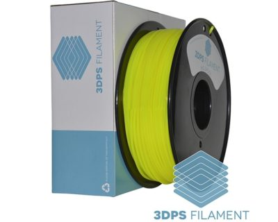 3DPS Translucent Yellow PLA 3.0mm 3D Printer filament