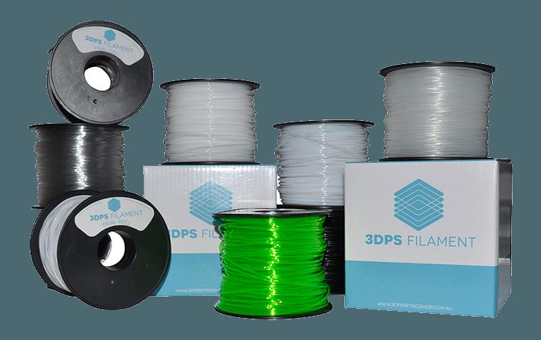 3DPS Trial Filaments