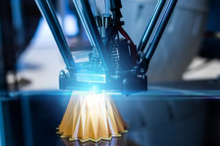 3D CAD printing